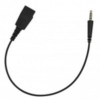 Jabra 3.5mm to QD Adapter for use with Jabra Speak 410 Conference Speakerphone