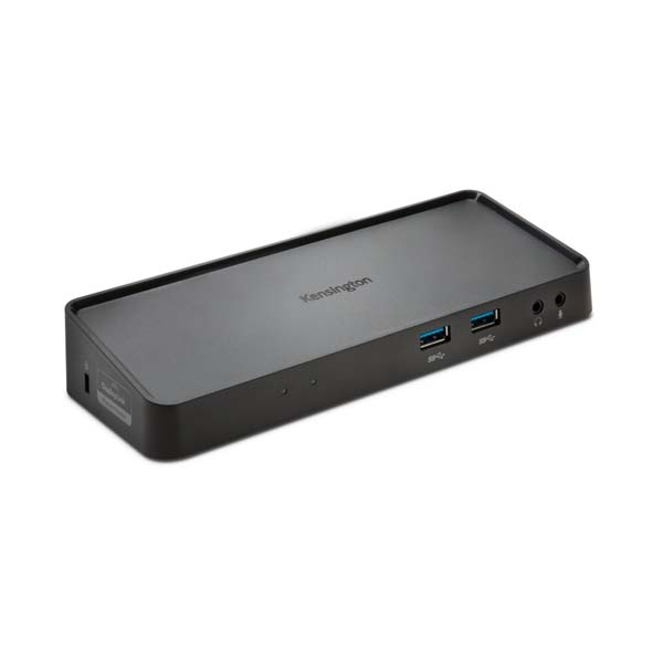 Kensington SD3600 Universal USB 3.0 Docking Station with Mount Bundle