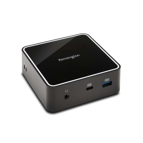 Kensington SD2400T Thunderbolt Dual 4K Nano Dock with 135W Adapter - Windows/Mac