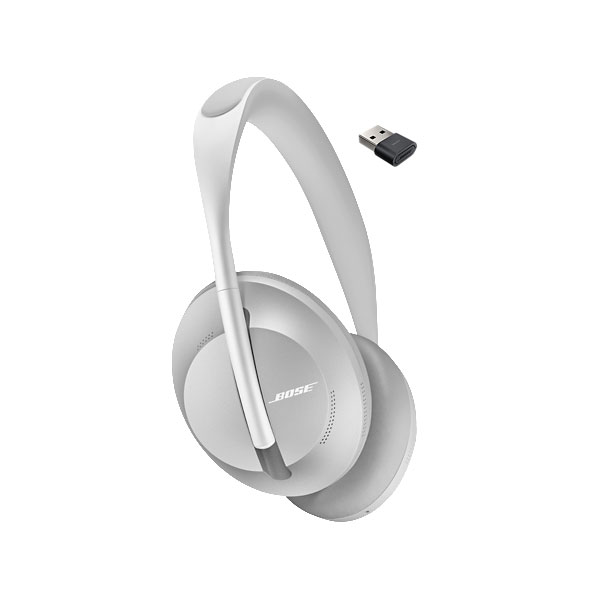 Bose Noise Cancelling Headphones 700 UC - Silver