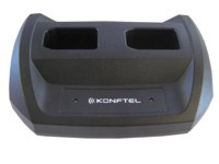 Konftel Twin Battery Charger for Konftel 300W & Konftel 300M Wireless Conference Phones