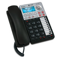 AT&T 2-Line Speakerphone with Caller ID and Digital Answering System