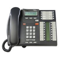 Nortel T7316E Business Telephone Black (Refurbished)