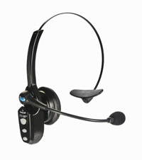 Vxi Blueparrott B250XT+ Extreme Noise Cancelling Bluetooth Headset