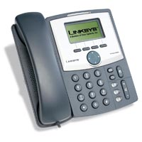 Cisco Linksys SPA921 1-Line IP Telephone