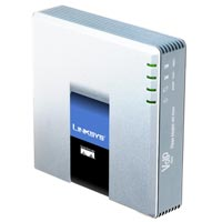 Cisco Linksys SPA2102 Phone Adapter with Router