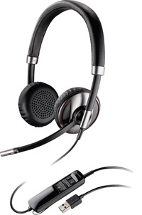 Plantronics Blackwire C720 Binaural Multimedia Headset