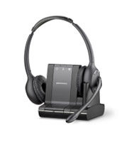 Plantronics Savi W720 Series Binaural 3-way Connectivity Wireless Headset System