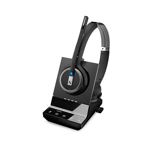 Sennheiser SDW 5066 Wireless Stereo Headset System (Triple Connectivity Version)